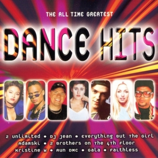 The All Times Greates: Dance Hits (CD3) - Various Artists