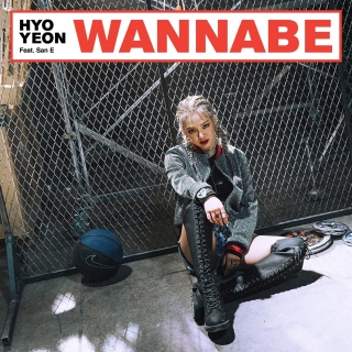 Wannabe (Single) - San E, Hyoyeon (SNSD)
