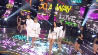 What's My Name? (Inkigayo 26.06.2017) - T-ara