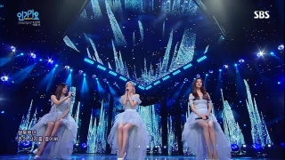 Merry Christmas (Inkigayo 06.12.15) - SNSD