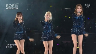 Gee (Busan One Asia Festival 2016) - Girls' Generation