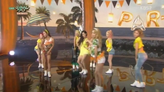 Party (Music Bank 17.07.15) - SNSD