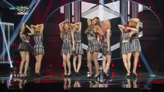 Check (Music Bank 10.07.15) - SNSD