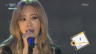 I (Music Bank 09.10.15) - Tae Yeon