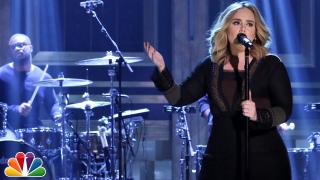 Water Under The Bridge (The Tonight Show Starring Jimmy Fallon) - Adele
