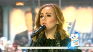 Million Years Ago (Live At The Today Show) - Adele