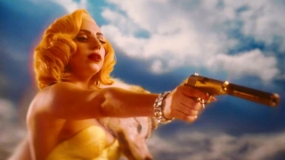 Machete Kills - Aura (Lyric Video) - Lady Gaga