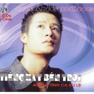 Tiếng Hát Bên Trời CD2 - Quang Dũng