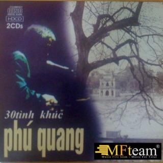 30 Tình Khúc Phú Quang Cd2 - Nhiều Ca Sĩ