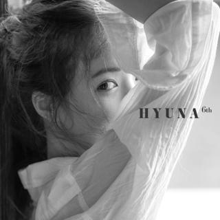 Following (6th Mini Album) - HyunA