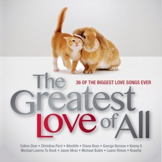 The Greates Love Of All (CD1) - Various Artists