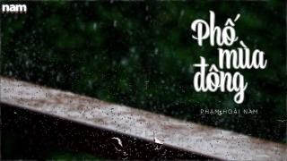 Phố Mùa Đông (Lyrics) - Phạm Hoài Nam
