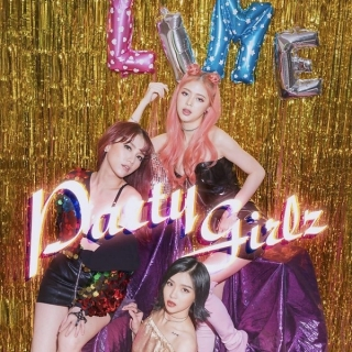 Party Girlz (Single) - LIME