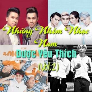 Những Nhóm Nhạc Nam Được Yêu Thích Nhất (Vol.2) - Various Artists
