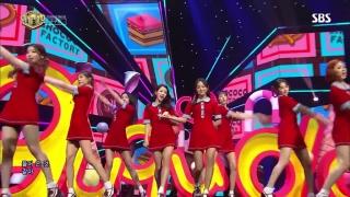 Chococo (Inkigayo 12.11.2017) - Gugudan (Gu9udan)