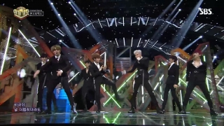 Dramarama (Inkigayo 12.11.2017) - Monsta X