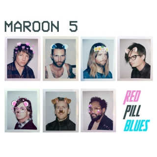 Red Pill Blues (Deluxe) - Maroon 5