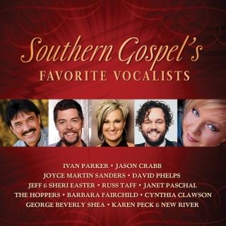 Southern Gospel's Favorite Voc - Janet Paschal