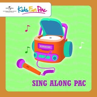 Kids Sing Along Pac - Amy Winehouse