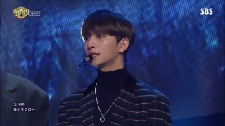Without You (Inkigayo 10.12.2017) - Seventeen
