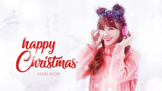 Happy Christmas - Hari Won