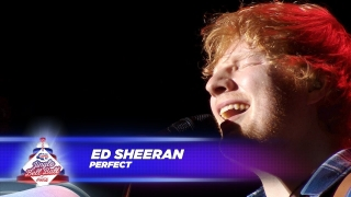 Perfect (Live At Capital's Jingle Bell Ball 2017) - Ed Sheeran