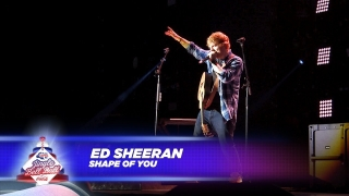 Shape Of You (Live At Capital's Jingle Bell Ball 2017) - Ed Sheeran