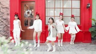 Liên Khúc Jingle Bell (Ver Rock) - Ju Uyên Nhi