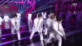 Cherry Bomb (Remix) (SBS Gayo Daejun 2017) - NCT 127