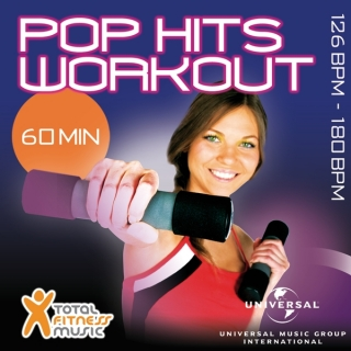 Pop Hits Workout 126 - 180bpm - Various Artists