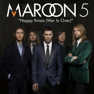 Happy Christmas (War Is Over) - Maroon 5