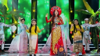 Thương Ca Tiếng Việt - Lady Phương Thùy, Bé Nhã Trúc