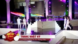 Trang Nhật Ký - Hoàng Châu
