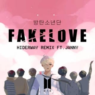 Fake Love (Remix) (Single) - Hiderway | Nhac vn