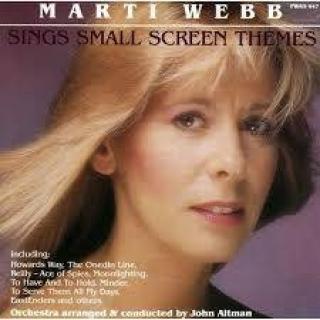 Marti Webb