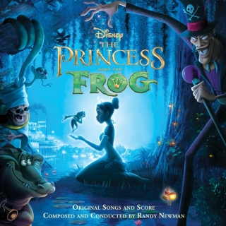 The Princess And The Frog OST - The Princess And The Frog OST
