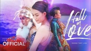 Fall In Love - Hoàng Thùy Linh, Kimmese