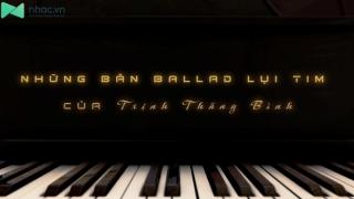 Những Bản Ballad Lụi Tim Của Trịnh Thăng Bình - Various Artists