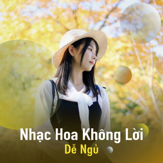 Nhạc Hoa Không Lời Dễ Ngủ - Various Artists