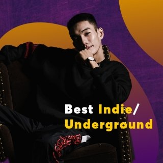 The Best Of Indie/ Underground - Various Artists
