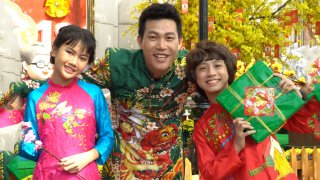 Vui Tết - Gia Khiêm, Ruby Bảo An, Quách Beem