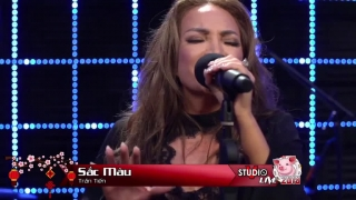 Sắc Màu (Live) - Thanh Hà