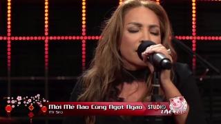 Mới Mẻ Nào Cũng Ngọt Ngào (Live) - Thanh Hà