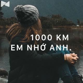 1000 Km Em Nhớ Anh - Various Artists