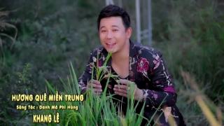 Hương Quê Miền Trung - Khang Lê