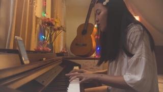 Anh Ơi Ở Lại (Piano Cover) - Bùi Hà My