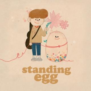 Standing Egg