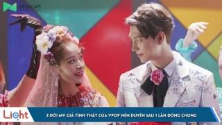 3 Đôi MV Giả Tình Thật Của VPOP Nên Duyên Sau 1 Lần Đóng Chung - Various Artists