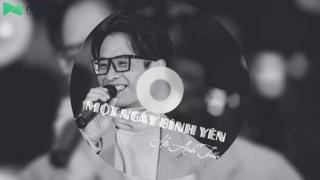 Một Ngày Bình Yên (Lyric) - Hà Anh Tuấn