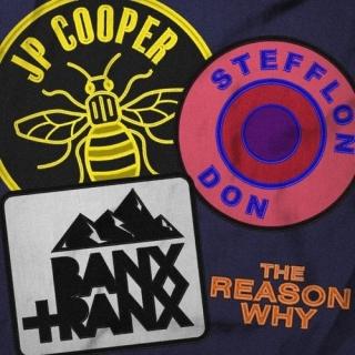 JP Cooper, Stefflon Don, Banx & Ranx